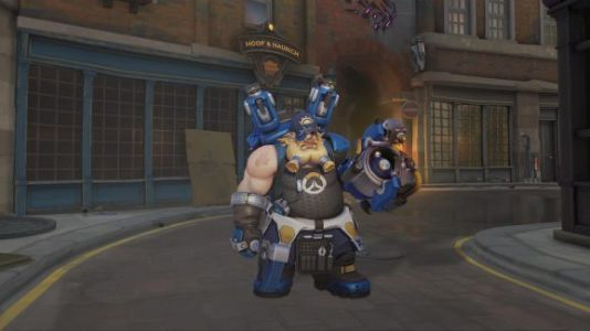 Overwatch retools Torbjörn to make him a better damage-dealer