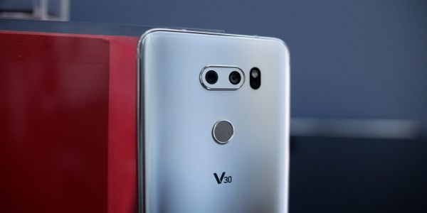 LG V30 on Verizon picks up 'ThinQ' branding and AI features in latest update