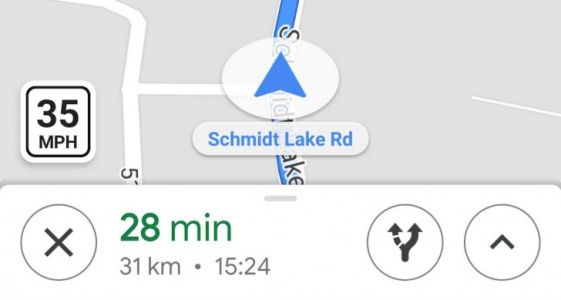 Google Maps Begins Rolling Out Support for Driver Speed Limits and Speed Traps