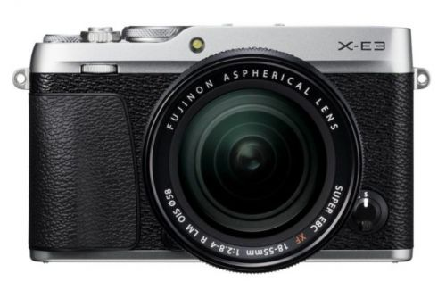 Fujifilm X-E3 Mirrorless Camera Announced