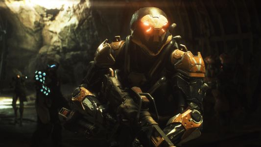 Anthem is causing some consoles to crash - here's what to do if it happens to you