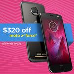 Deal: Buy a Motorola Moto Z2 Force for just $399