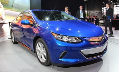 Chevy Volt Production Ends As GM Shuts Three Plants