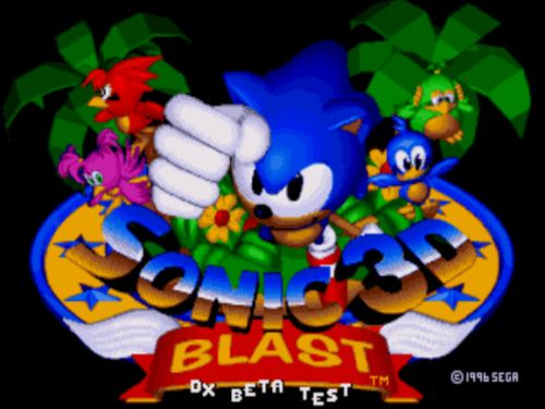 The RetroBeat: Sonic 3D Blast sprints to a new legacy with an unofficial Director's Cut
