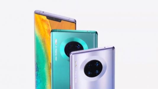 Huawei Mate 30 Pro and Mate 30 officially announced