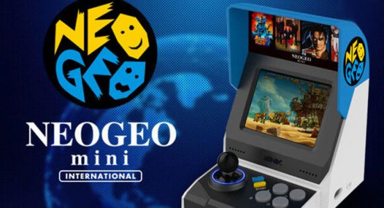 Save $20 on arcade nostalgia with this NeoGeo Mini International deal