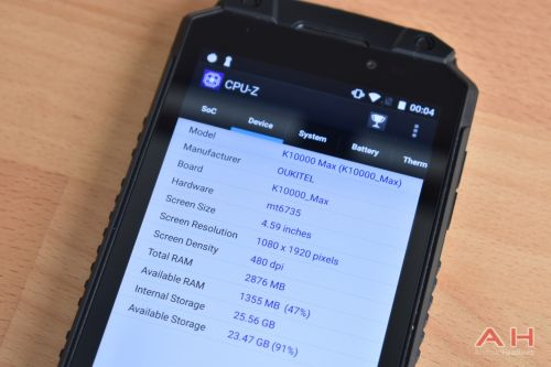 OUKITEL K10000 Max Review: Rugged Looks & A High-Capacity Battery