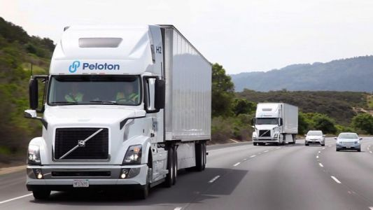 This semi-autonomous truck tech could seriously boost fuel efficiency