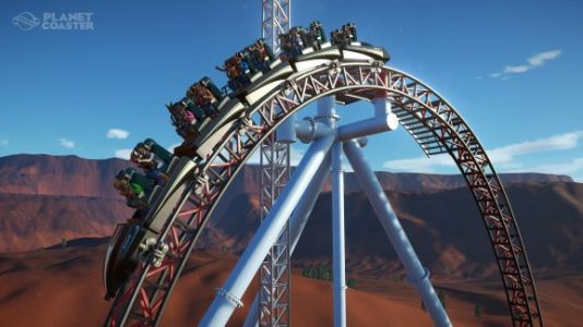 Planet Coaster celebrates turning 1 with a free update