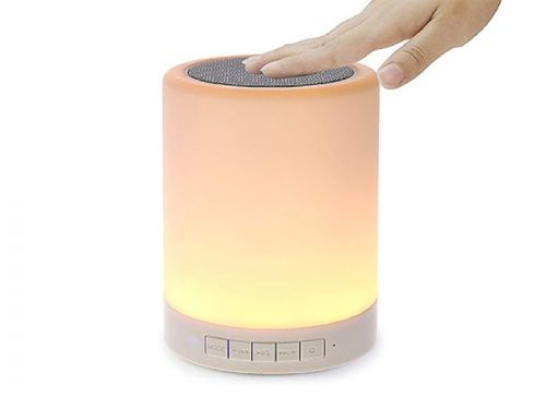 X1 Touch Bedside Lamp Speaker, save 39%