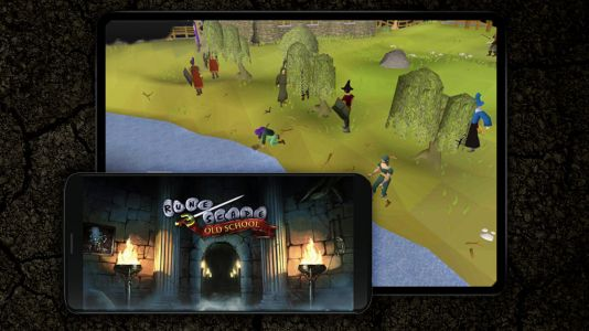 'Old School Runescape' is now available on your phone