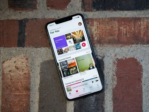 Apple Music down for you? You're not alone