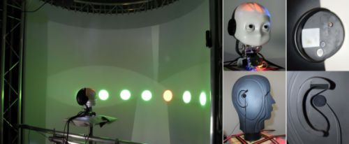 Researchers improve robots' speech recognition by modeling human auditory processing