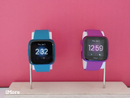 How to use female health tracking on the Fitbit Versa Lite