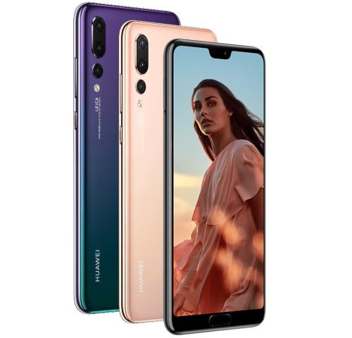 Huawei P20 Pro awarded as Best Smartphone of the Year