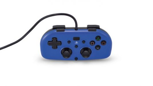 Mini Wired Gamepad For PS4 Is Designed For Kids