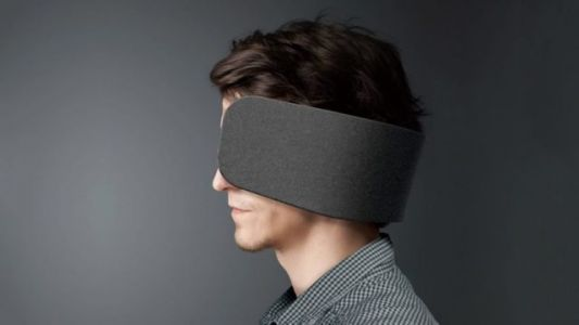 Panasonic Creates Horse Blinders For Humans To Prevent Distraction