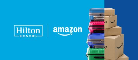 Amazon Now Accepts Hilton Honors Points As Payment