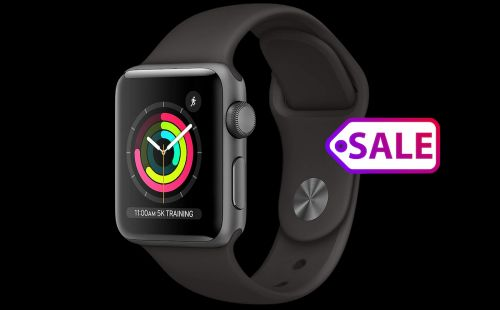 Deals: Amazon Discounting Apple Watch Series 3 by $30, Starting at $169 for 38mm GPS Models