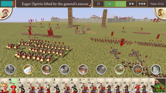 'Rome: Total War' coming to iPhone on August 23