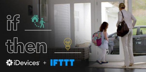 IDevice Now Features IFTTT Integration