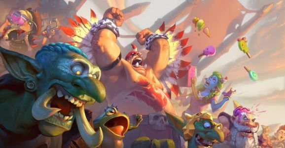 Hearthstone's Rumble Run solo mode is out now