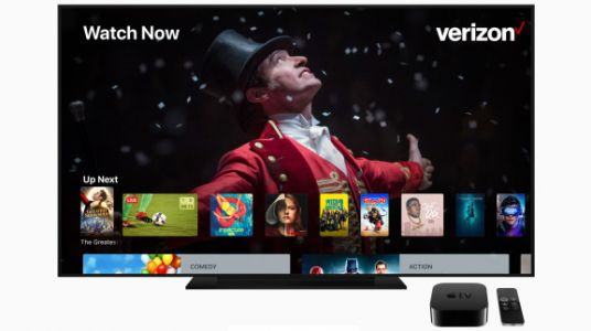 Why Verizon needs Apple TV 4K for its 5G home internet