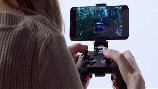 Project xCloud Makes Xbox Games Mobile
