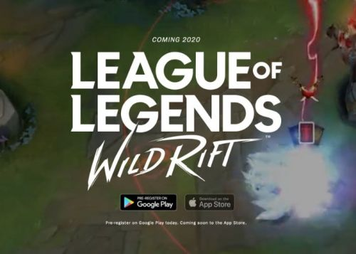 League of Legends mobile game launches on iOS and Android next year