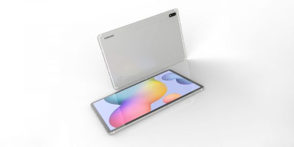 Leaked Samsung Galaxy Tab S7+ specs include Snapdragon 865+, 45W charging