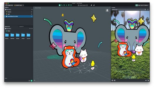 Snapchat Launches Mac App to Let Creatives Build Customized Augmented Reality Effects