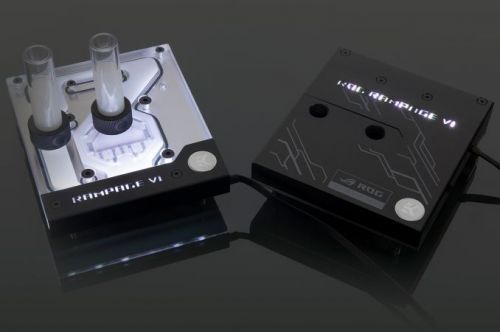 EKWB Releasing new monoblocks for ASUS ROG Rampage VI Extreme and Apex