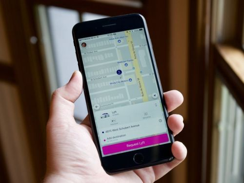 Lyft app is getting New York City subway and bus information