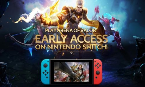 'Arena of Valor' News: Switch Early Access, Colorful New Skins, And Zanis Fights Back