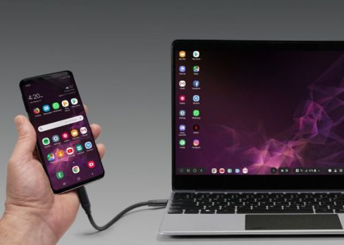 Use your smartphone as a laptop with NexDock 2 Raspberry Pi also supported