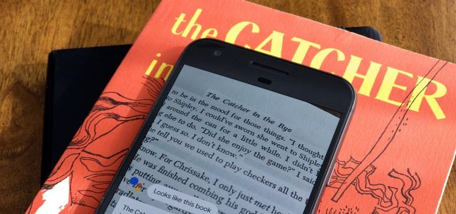 Google Assistant 101: How to Use Lens to Copy Text Straight from a Book or Document