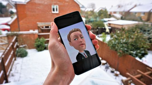 Samsung wants to improve video calls by replacing you with an AR emoji