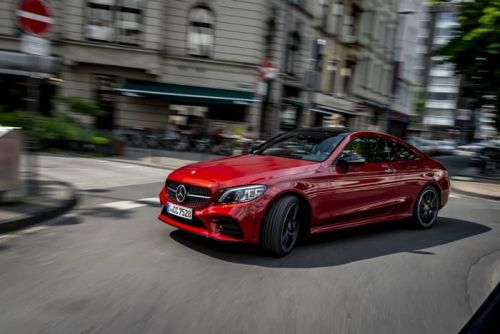 Mercedes C Class Gets Some New Engines