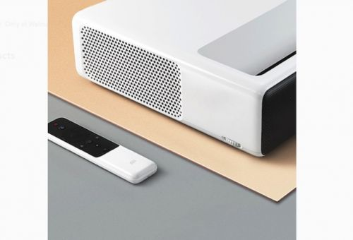 Xiaomi Selling A $2,000 Laser Projector At Walmart
