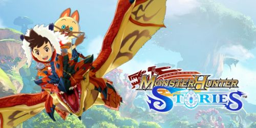 Monster Hunter Stories comes to Android and iOS