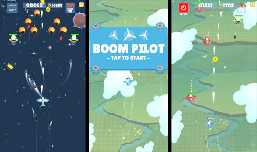 'Power Hover' Developer Oddrok's New Title 'Boom Pilot' in Open Beta on iOS and Android