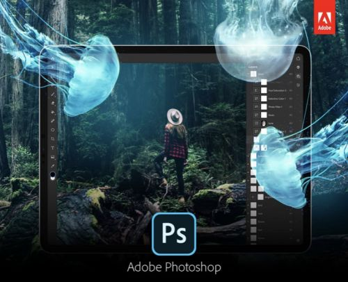 Adobe Sends Out First Beta Invites for Photoshop CC for iPad