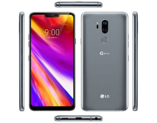 This Is The New LG G7 ThinQ