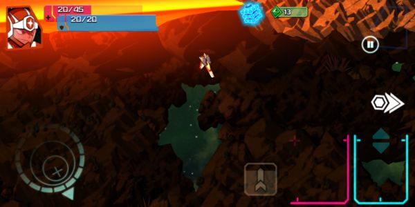 GALAK-Z: Variant Mobile is a Mobile Action-RPG with an Exciting New Ingredient: Action