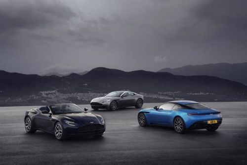 Aston Martin Is Apparently The World's Fastest Growing Automotive Brand