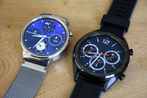 The generational evolution of the Huawei Watch: from classy to sporty to the raw basics