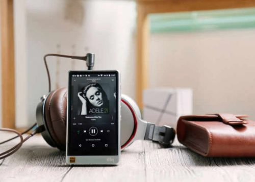 HiBy R6 Android Music Player With Dual ESS DACs