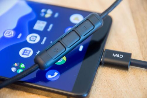 Master & Dynamic USB-C headphone cable review: a fix for the dongle problem