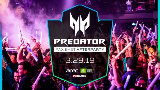 The infamous Acer Predator After Party is returning to Pax East 2019