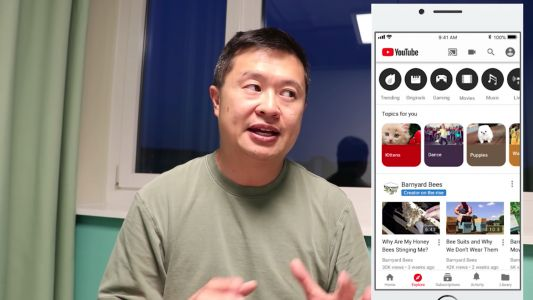 YouTube is trialing an Explore tab for its mobile app